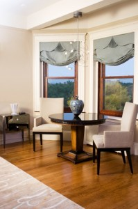 Protect your furniture from the sun's harmful rays with residential tinting for your windows.