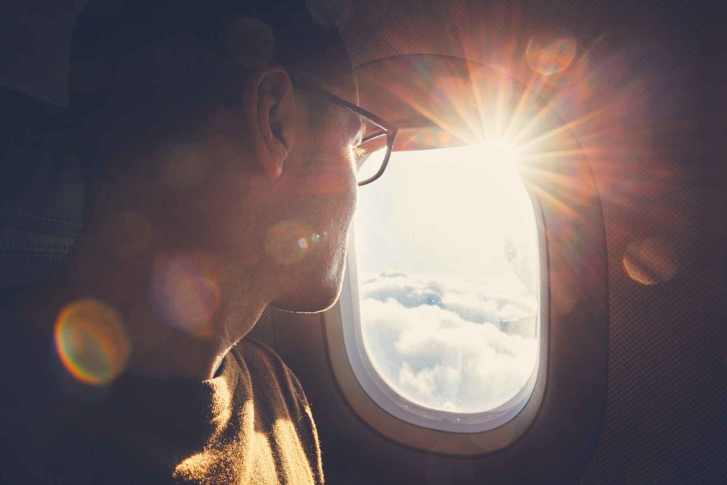 The Benefits Of Airplane Window Tint
